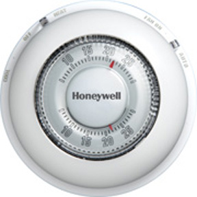 Honeywell T87K1007 40-90F Heat Only Thermostat.