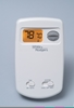 White Rodgers 1E78-144 Thermostat Vertical 24volt/MV Heat-Cool Non- Programmable