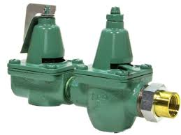 Taco 334-T3 Fast Fill  Dual Valve Pressure Reducing and Relief