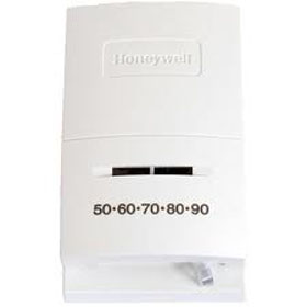 Honeywell T822K1018 24Volt Heat Only Manual Thermostat.