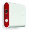 Honeywell THM6000R7001 RedLINK Gateway With Ehternet Calble and Power Cord.