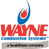 Wayne Combustion 62393-SER Air Cone (Used only on Model HSG200 burners)