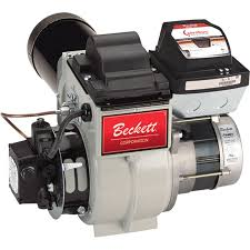 Beckett B2007 Oil Burner with AF90XN Air Tube Firing Rate .75-1.25GPH 5432 Mounting Flange