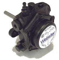Webster 22R322C-5C14 3450RPM CCW/L 34GPH 300PSI Industrial Combustion Model FP, MP, ML, HL
